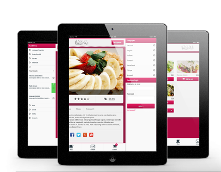 iMenu-Canteen Management Software System